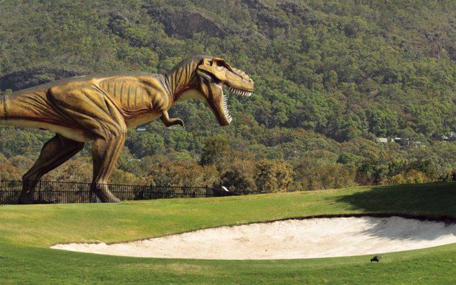 パーマー・クーラムリゾート・ゴルフコース(オーストラリア)