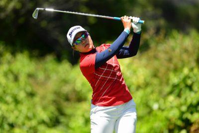米ツアー3勝を挙げている畑岡奈紗。悲願のメジャー優勝はまたもやお預けとなった。